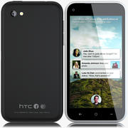 HTC First Black and White 3d model