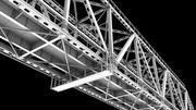 järnvägsbro (detalj) 3d model