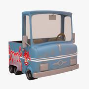 老卡车香椿 3d model