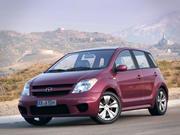 Scion xA Toyota Ist modelo 3d