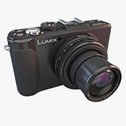 Panasonic LUMIX DMC-LX7K 3d model