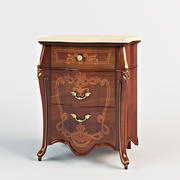 Signorini & Coco \  Capri 51 bedside table 3d model