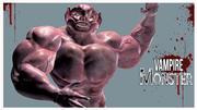 吸血鬼怪物 3d model