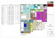 Remodelación de Condominio modelo 3d