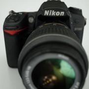 Nikon Camera D7000 3d model