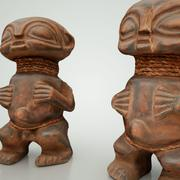 Statues sud-africaines 3d model