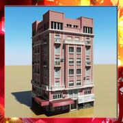Edificio 39 modelo 3d