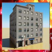 Edificio 44 modelo 3d