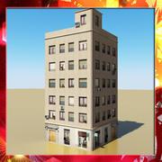 建筑43 3d model