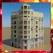 Edificio 38 modelo 3d