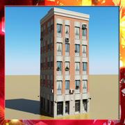 Edificio 41 modelo 3d