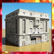 Edificio 42 modelo 3d