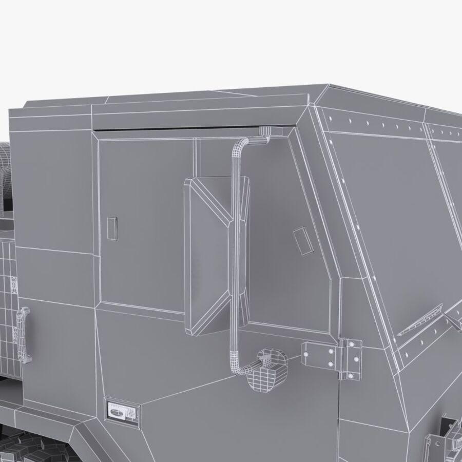 Sahne royalty-free modelo 3d - Preview no. 10