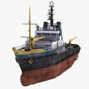Remolcador SmitHouston Ocean modelo 3d