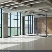 Empty Office 3d model