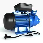 Pompa wodna 3d model