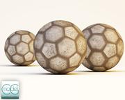 мяч 2 3d model