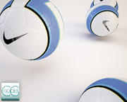 мяч 6 3d model