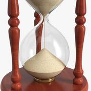 Reloj de arena modelo 3d