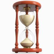 Песочные часы 3d model