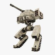 战斗机甲(1) 3d model