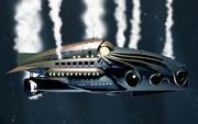 Nautilus (League of the Extraordinary Gentlemen comic) 3d model