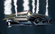 노틸러스 (Nautilus, 특별한 신사 희극 연맹) 3d model