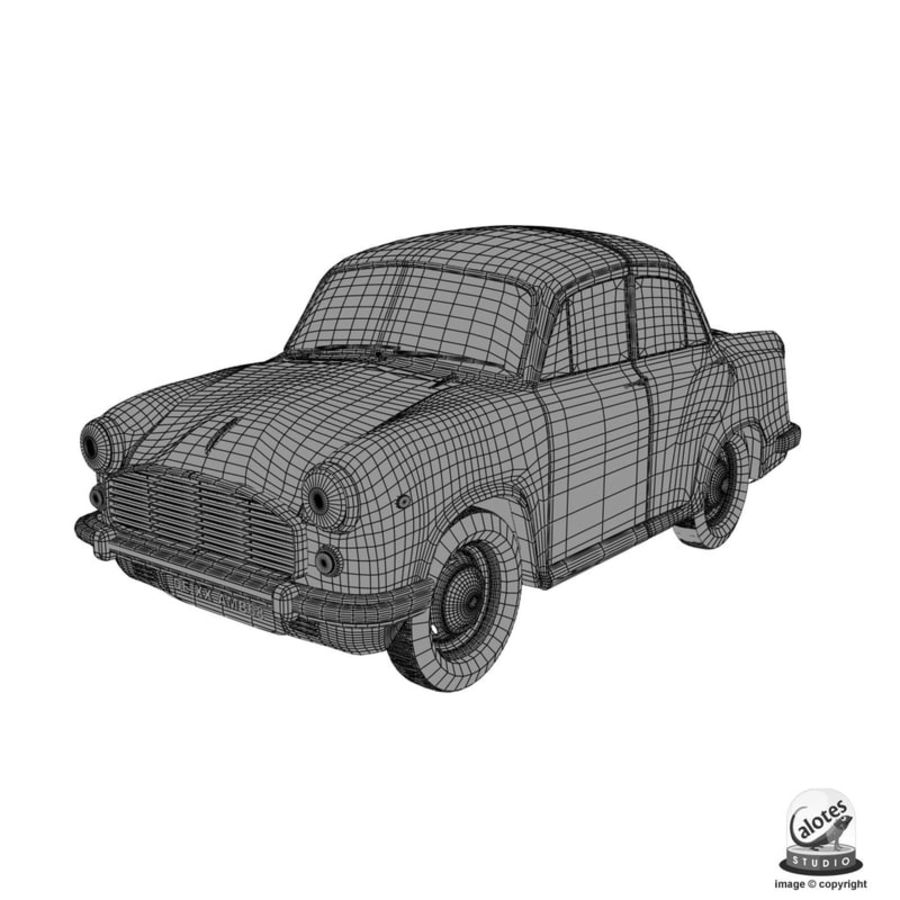 Посол автомобиль royalty-free 3d model - Preview no. 6