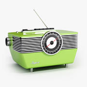 Radio Stylect 3d model