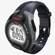 디지털 스포츠 시계 3d model