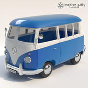 大众玩具车 3d model