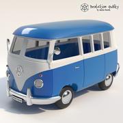 Volkswagen Toy Van 3d model