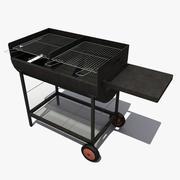 Grill 3d model