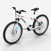 Mountain bike 1 3d model