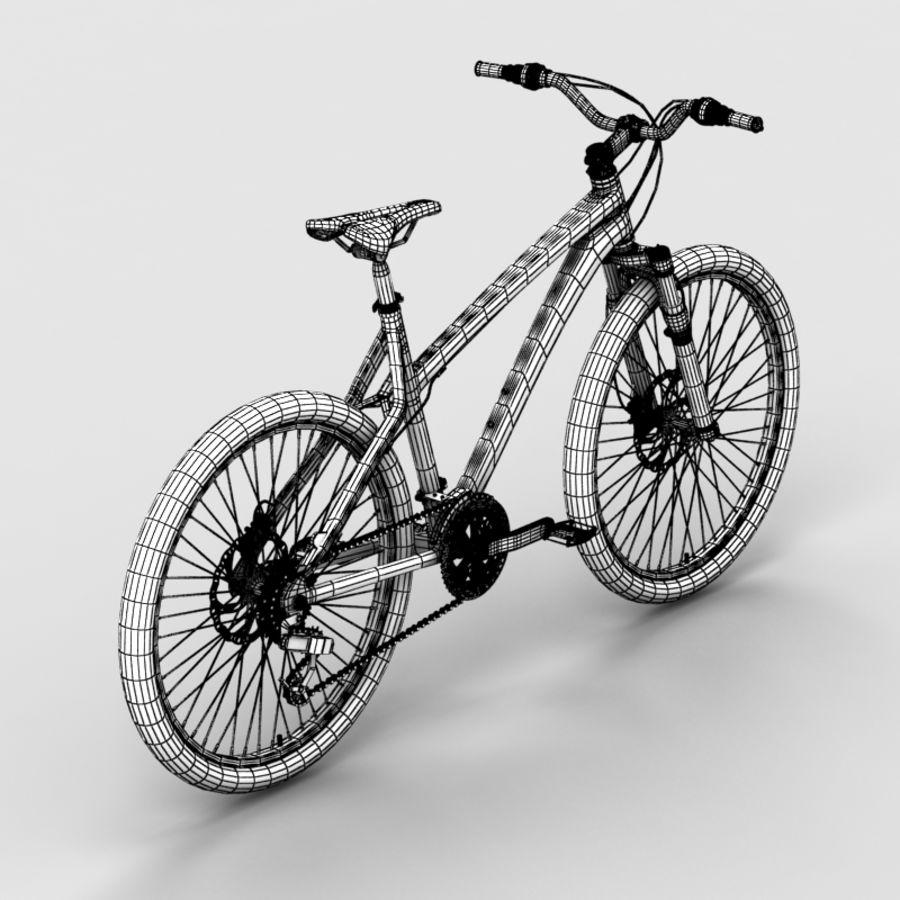 Mountain bike 1 royalty-free 3d model - Preview no. 7