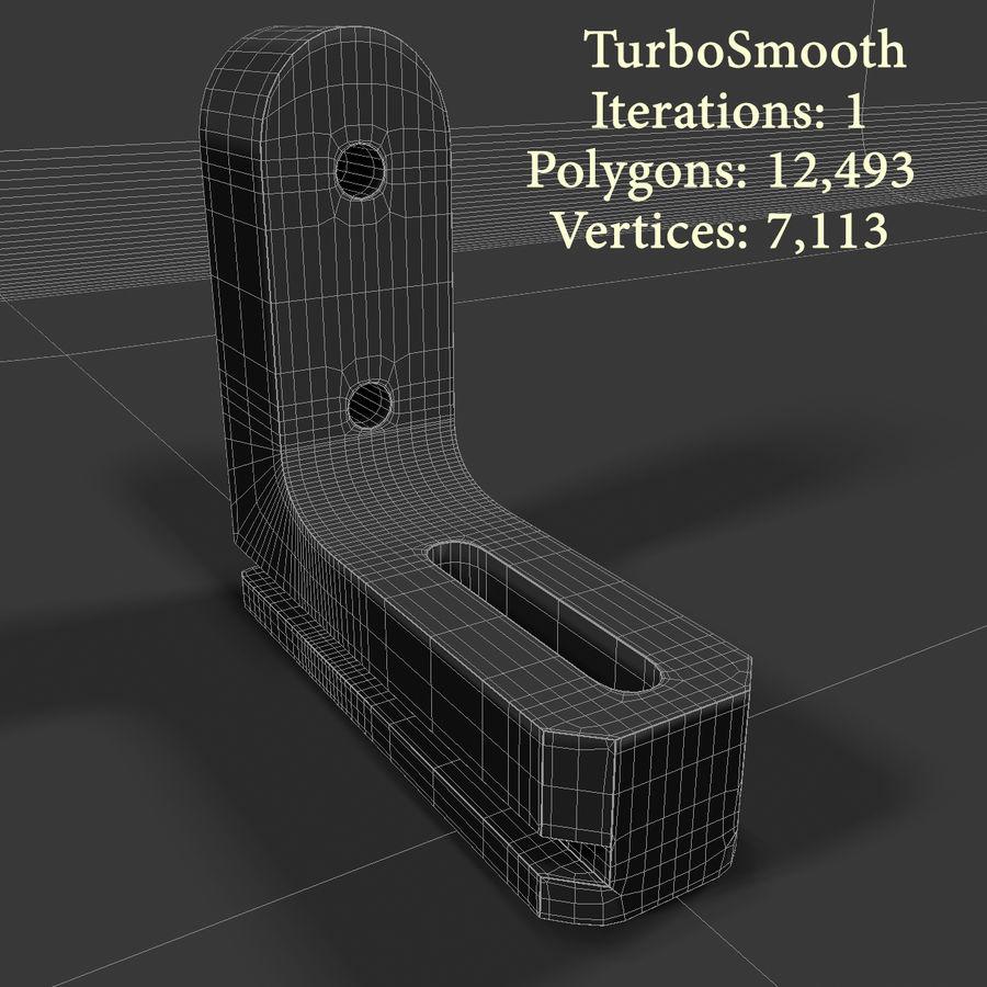 機械部品 royalty-free 3d model - Preview no. 12