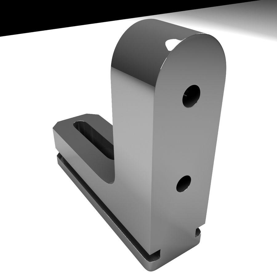 機械部品 royalty-free 3d model - Preview no. 4
