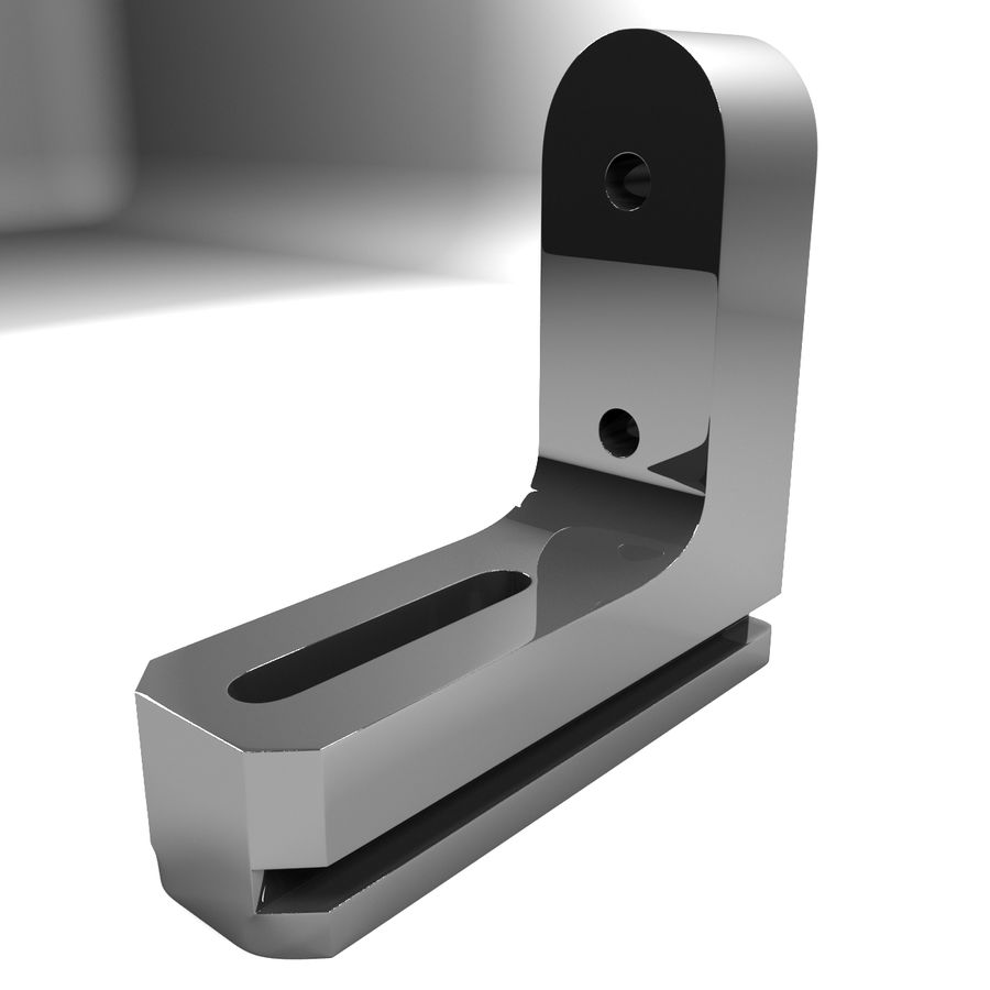 機械部品 royalty-free 3d model - Preview no. 10