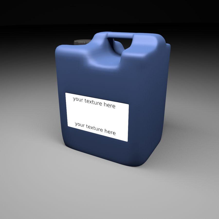 肥料タンク_2 royalty-free 3d model - Preview no. 4