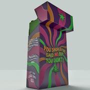 Diabo verde 3d model
