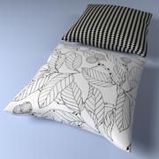 cuscino IKEA 3d model