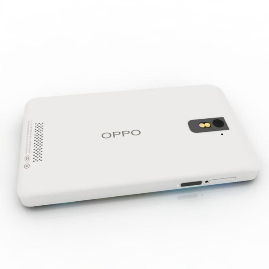 Wyszukiwarka Oppo x909 royalty-free 3d model - Preview no. 10