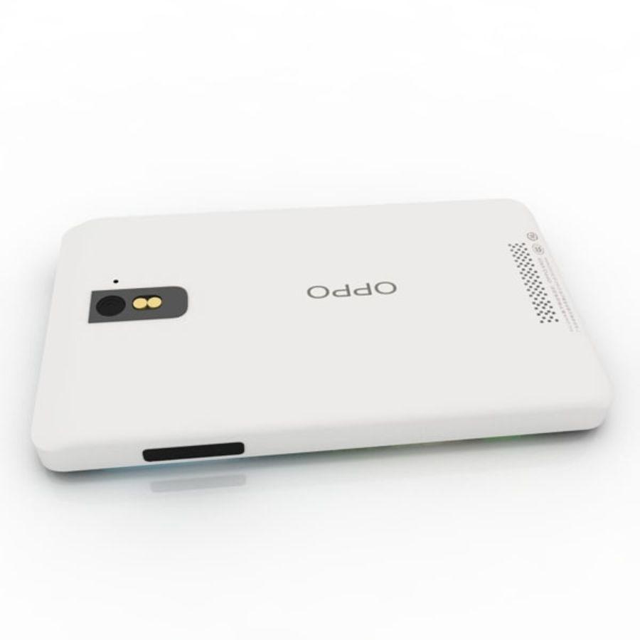 Wyszukiwarka Oppo x909 royalty-free 3d model - Preview no. 9
