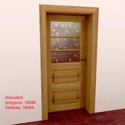 дверь 17 3d model