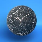 불타는 행성 3d model