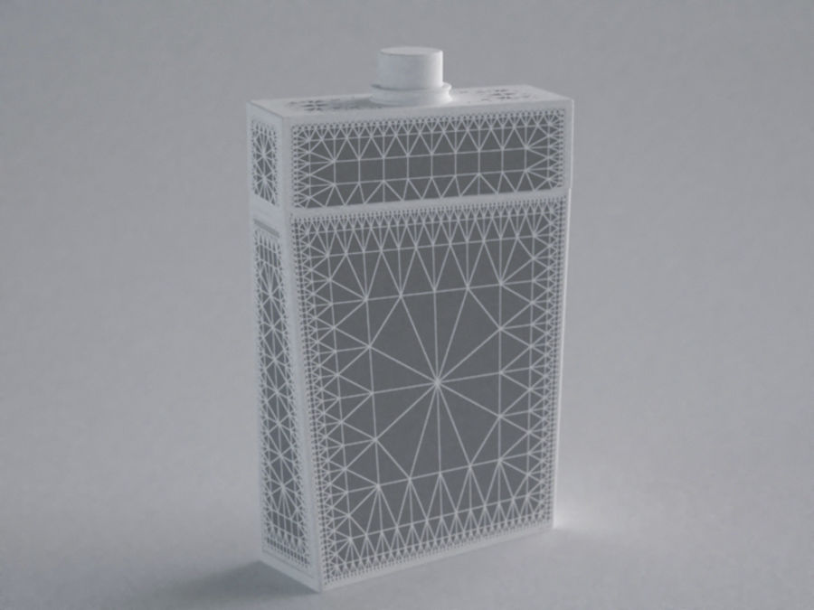 COLOGNE BOTTLE NO.1 2013 RAW royalty-free 3d model - Preview no. 6