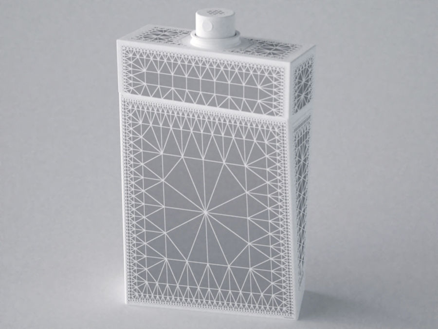 COLOGNE BOTTLE NO.1 2013 RAW royalty-free 3d model - Preview no. 8