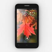 Xolo Q8001 3d model