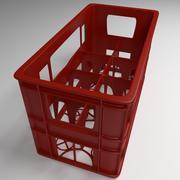 Bottle case 3d model