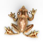Frog figurine 3d model